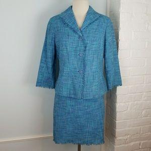 Sigrid Olsen Sport Skirt suit